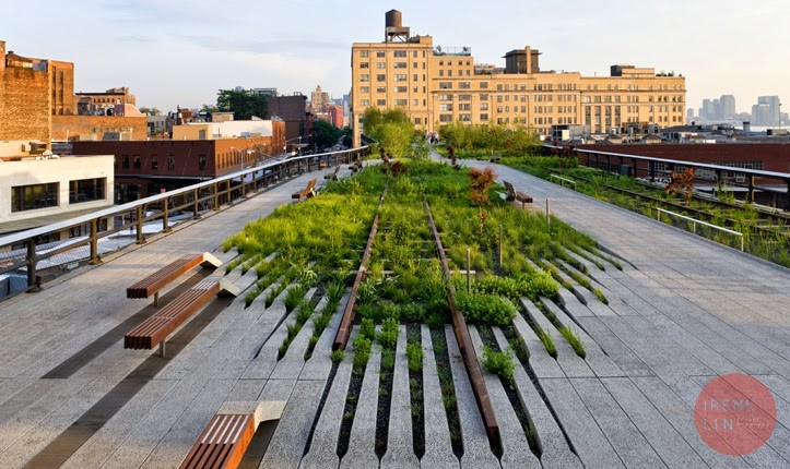 美國| 紐約Highline 明天過後的重生