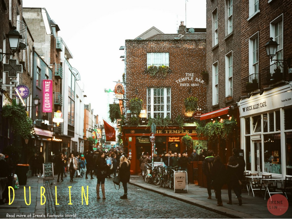 愛爾蘭打工度假 |食衣住行育樂 愛爾蘭生活懶人包