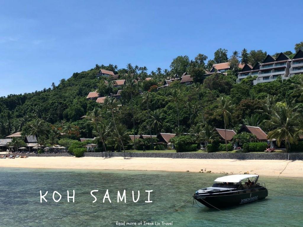 泰國蘇梅島| 蘇美島海外婚禮 蘇美島洲際酒店