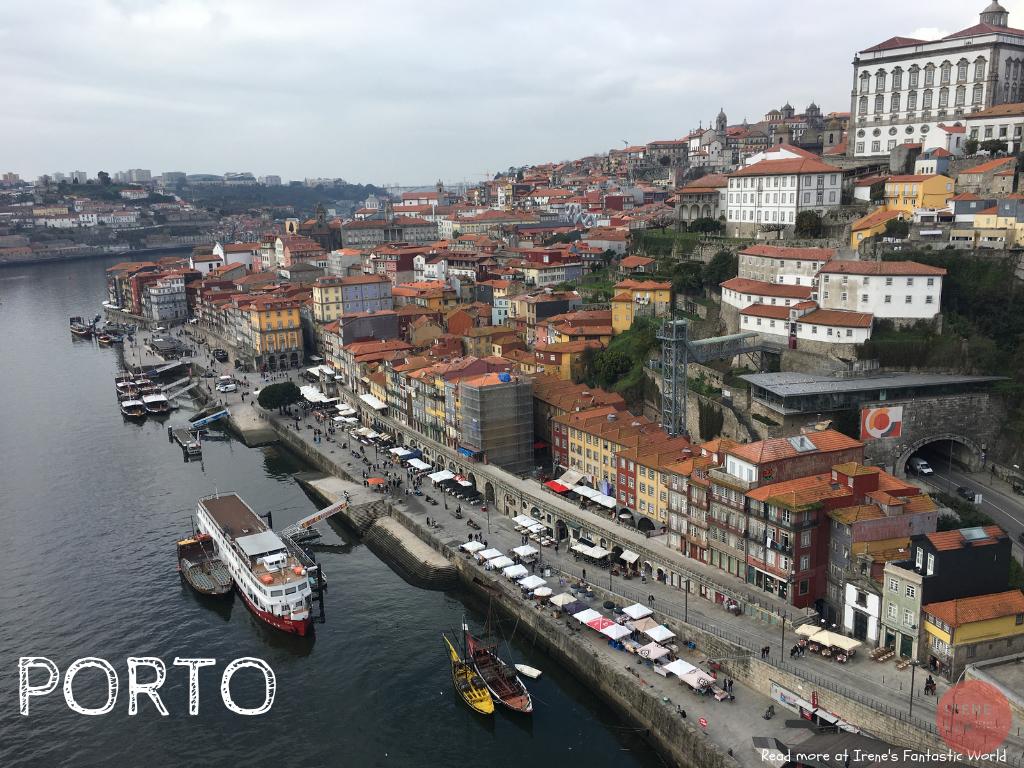 葡萄牙自由行攻略| 波爾圖/波多 交通/住宿/景點/美食出走日記
