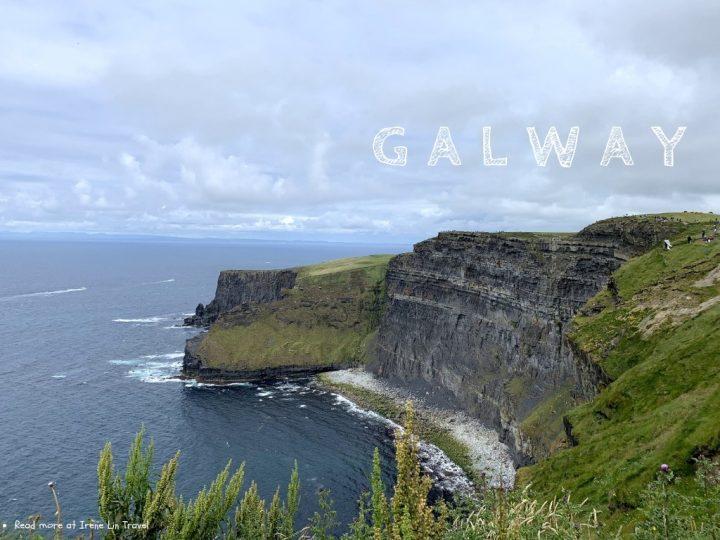 愛爾蘭莫赫懸崖一日遊 | 鄧古萊城堡/巴倫國家公園/莫赫懸崖