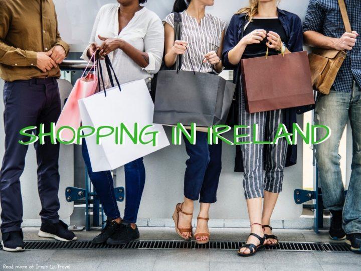 愛爾蘭必買 |愛爾蘭精選7大特色紀念品總整理