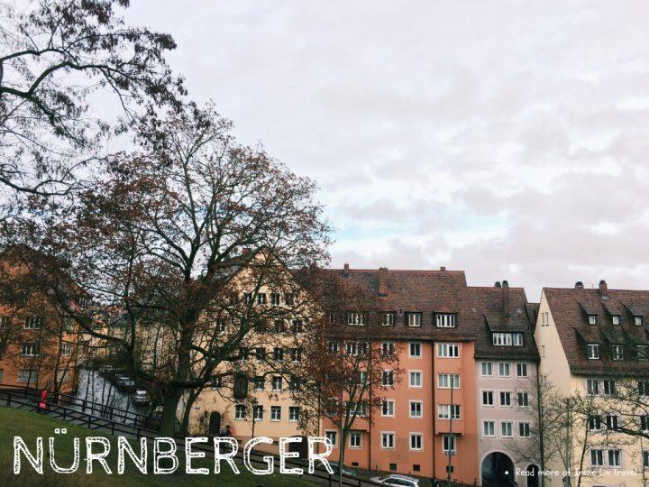 德國自由行攻略| 紐倫堡 交通/住宿/歐洲最大聖誕市集出走日記